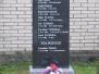 Pomník padlým v I. světové válce Babice 2018