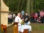 Svěcení studánky sv. Veroniky