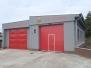Výstavba garáže Hasiči Babice 2020