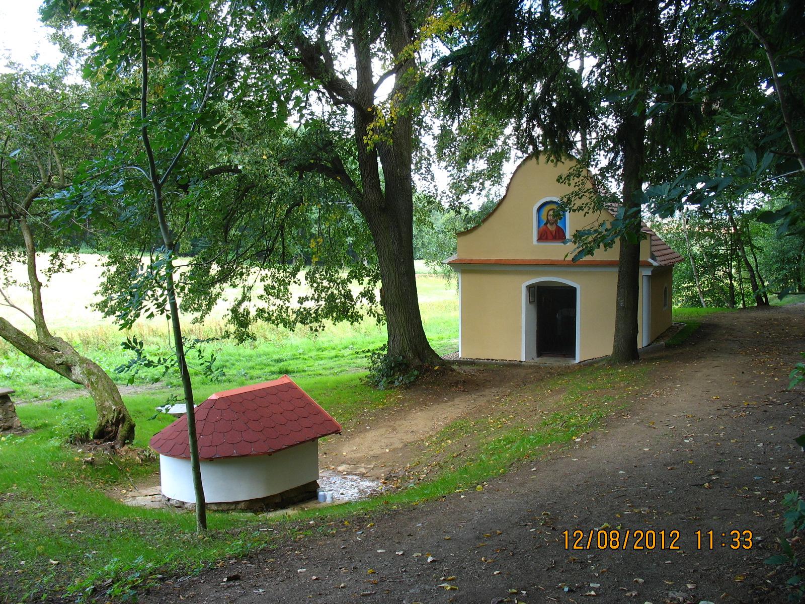 Kaple sv. Veroniky